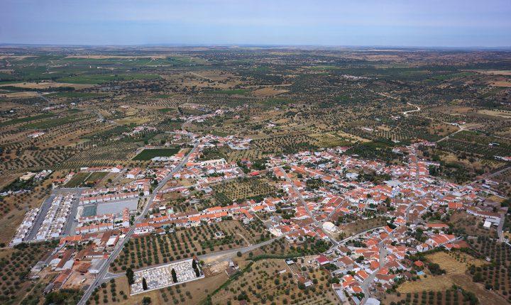 Município requalifica 12 ruas em S. Pedro do Corval