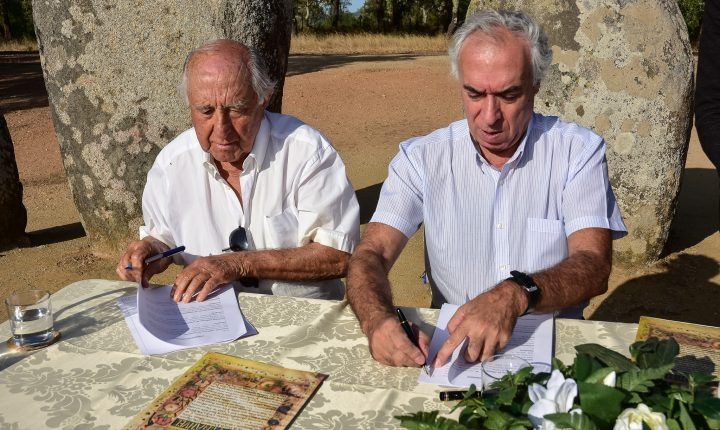 Cromeleque dos Almendres passa a ter gestão pública municipal