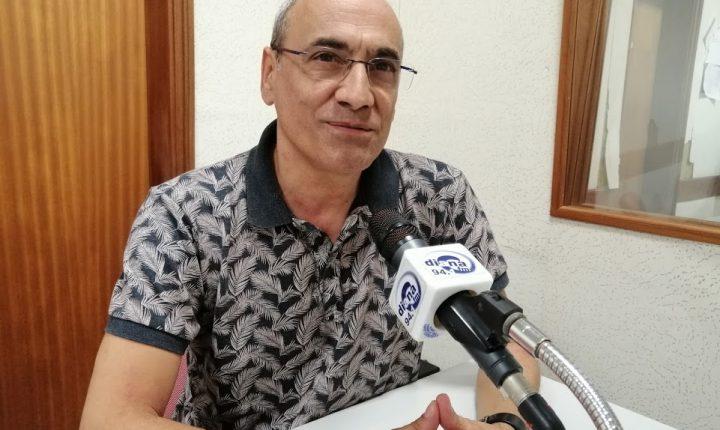 Eduardo Luciano fala sobre internamento por covid-19 em crónica de opinião