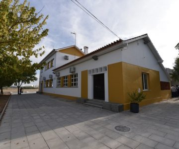 Escola do Bairro de Almeirim em Évora é ampliada e remodelada