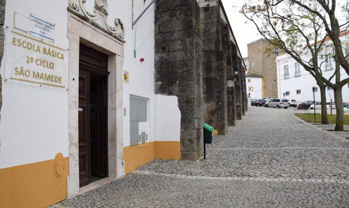 Aulas terminam mais cedo em São Mamede por falta de pessoal