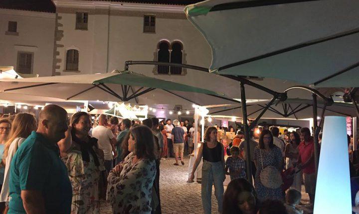 Mercado urbano em Évora apresenta trabalhos de 40 artesãos