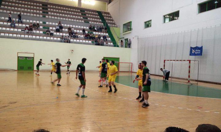 Évora Andebol Clube garante lugar na 3.ª eliminatória da Taça de Portugal