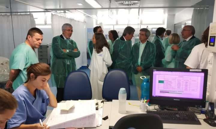 Hospital de Évora monta segunda unidade de cuidados intensivos