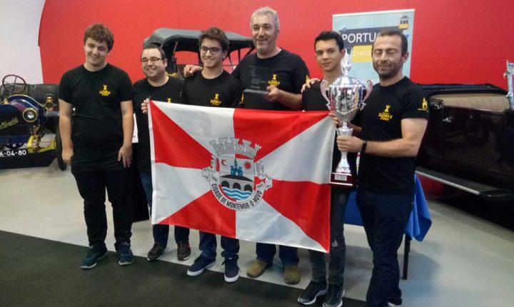 Equipa de Montemor-o-Novo conquista Supertaça em xadrez