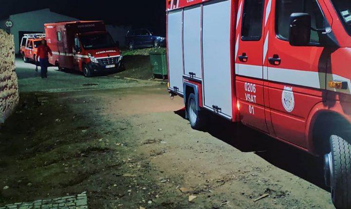 Incêndio em habitação no Vimieiro deixa duas pessoas desalojadas