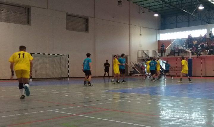 Évora Andebol Clube vence e lidera 3.ª divisão