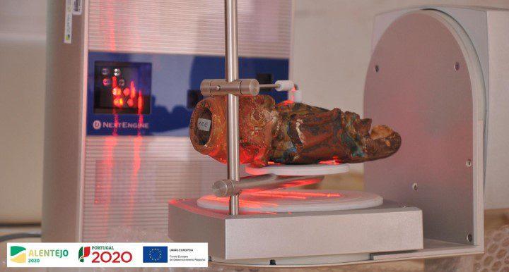 """Bonecos de Estremoz """"ganham"""" laboratório de investigação e restauro"""