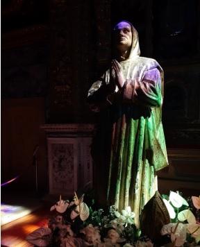 Imagem de São Bruno regressa à igreja de São Francisco