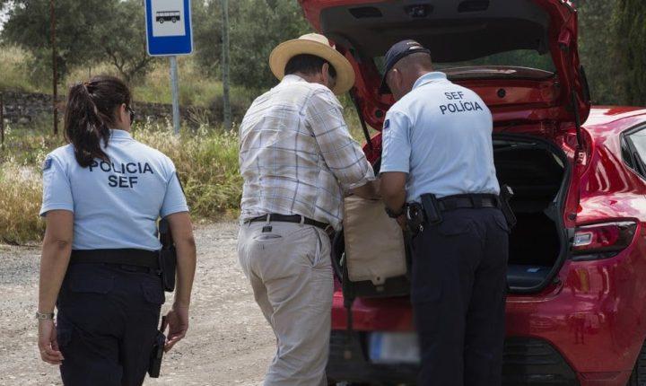 SEF identifica estrangeiros em situação irregular na zona de Beja