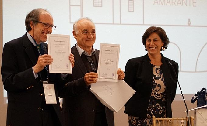 Sociedade Portuguesa de Estatística distingue professor Carlos Braumann