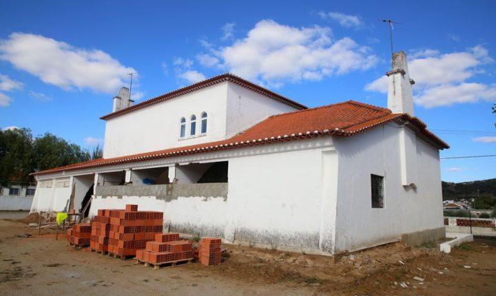 Escola Básica de Santiago do Escoural já entrou em obras