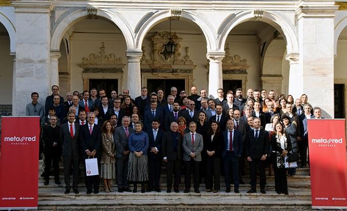 Universidade de Évora palco do lançamento da Metared Portugal