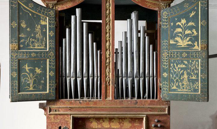 Órgão de tubos da igreja do Cano alvo de restauro
