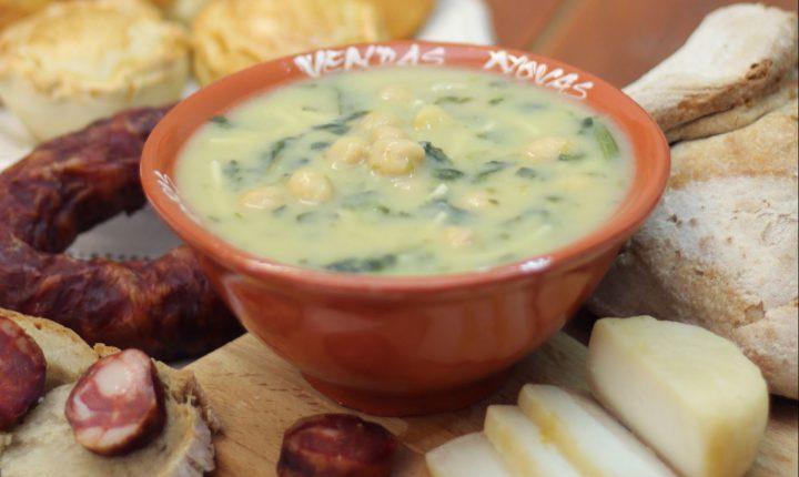 Mostra em Vendas Novas dá a provar várias variedades de sopas