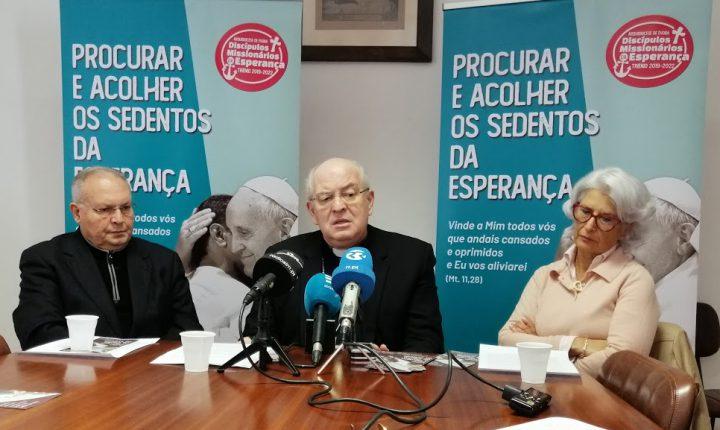 Arcebispo de Évora lembra alertas sobre problemática dos migrantes no Alentejo