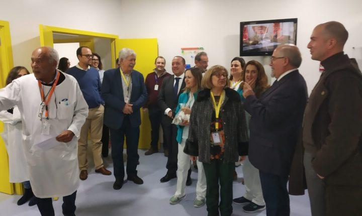 Hospital de Évora reabre urgência pediátrica após obras