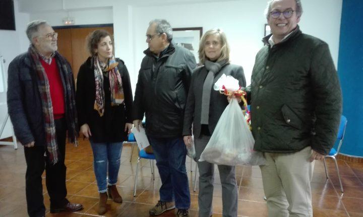 Chão dos Meninos recebe donativo anual do MARÉ