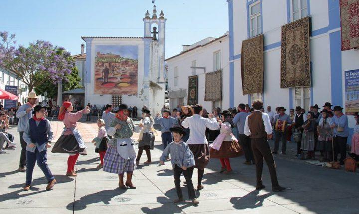Rancho etnográfico de Arraiolos comemora aniversário