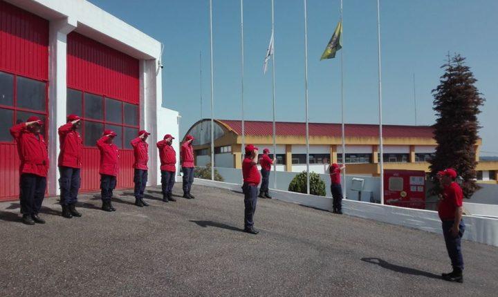 Bombeiros de Mora reclamam pagamento de dívidas dos hospitais