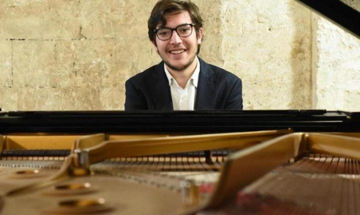 Recital de Piano por Romolo Saccomanni em Évora