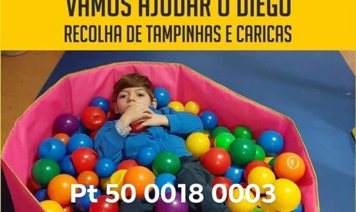 Festa em Vila Viçosa recolhe verbas para menino com paralisia cerebral