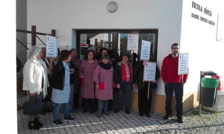 PCP exige contratação de funcionários para Escola Manuel Ferreira Patrício
