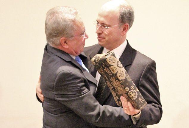 Rotary Club de Évora homenageia enólogo Pedro Baptista