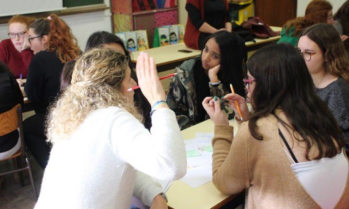 """Voluntariado nas Escolas"" envolve quase 100 alunos de Évora"