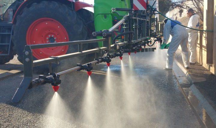 ACOS e associados disponíveis para ceder equipamentos de desinfeção