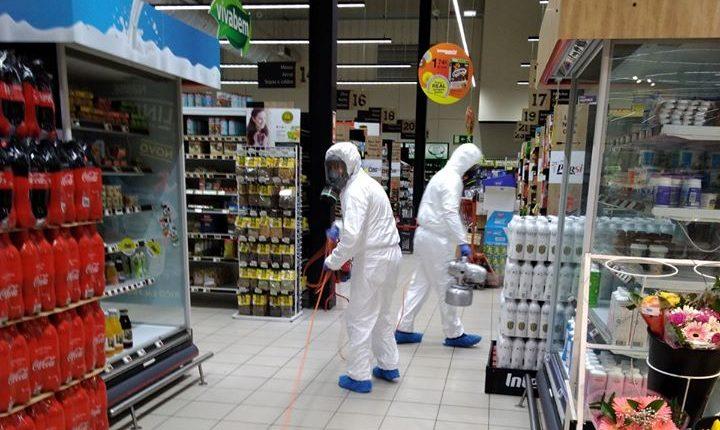 Supermercado de Évora com horário exclusivo para segurança, saúde e maiores de 65