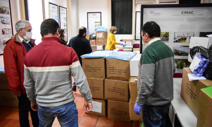 Câmara de Évora compra máscaras destinadas às IPSS's do concelho
