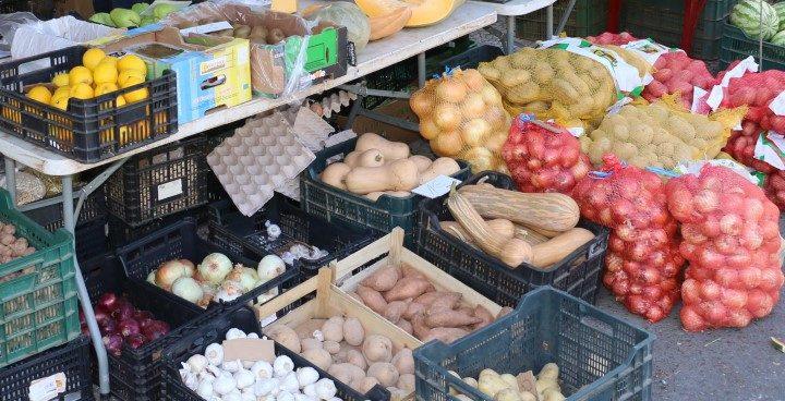 Mercado de Estremoz reabre com restrições