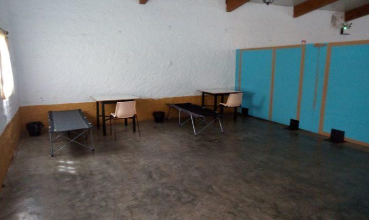 Monte Alentejano acolhe pessoas sem abrigo de Évora