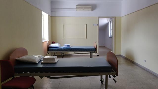 Portel cria unidade de acolhimento covid-19 no antigo centro de saúde
