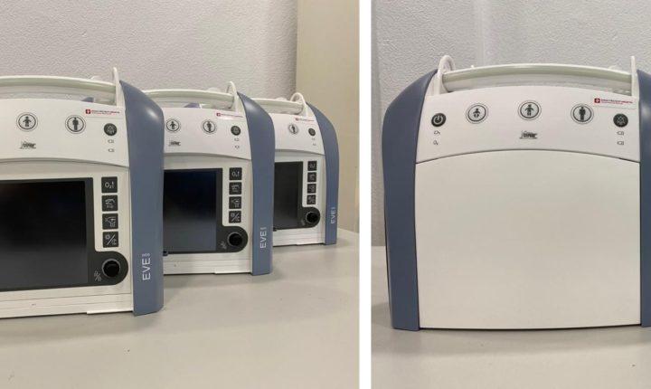 Municípios entregam primeiros três ventiladores ao hospital de Évora