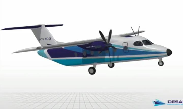 Novo projecto aeronáutico a caminho de Évora