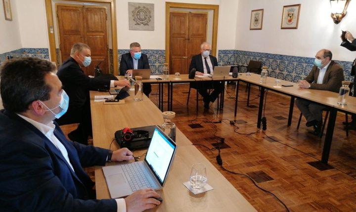 Ministro elogia entidades e instituições do Alentejo no combate à covid-19