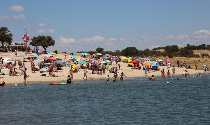 Época balnear na praia fluvial de Monsaraz abre no dia 10