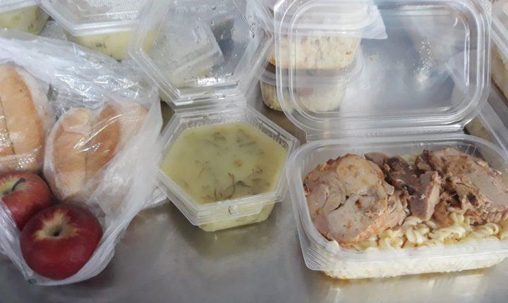 Santa Casa da Misericórdia de Évora triplic refeições a carenciados