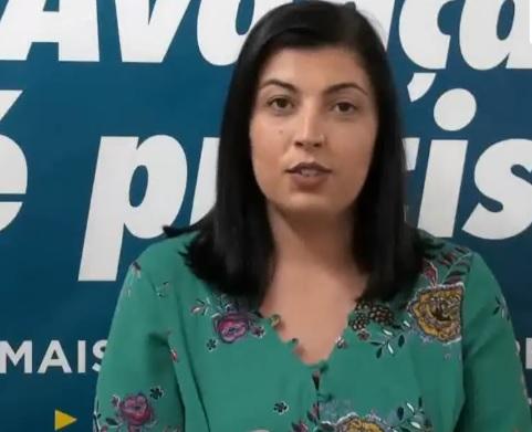 Vera Prata assume lugar de deputado do PCP eleito por Évora