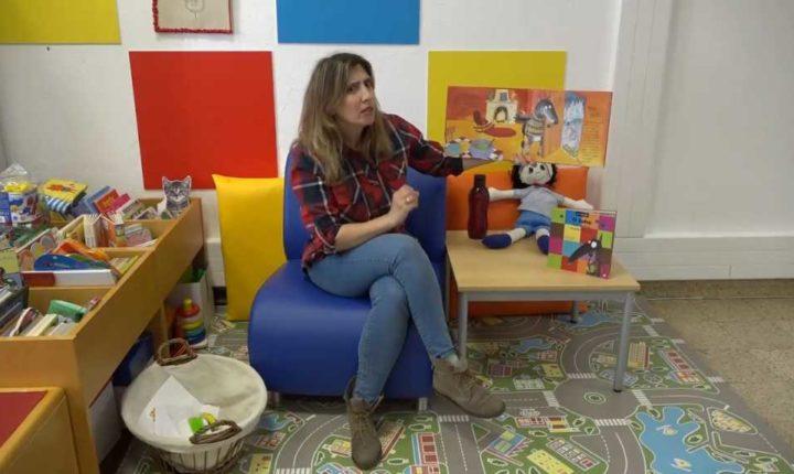 Biblioteca de Viana transmite histórias para crianças através da Internet