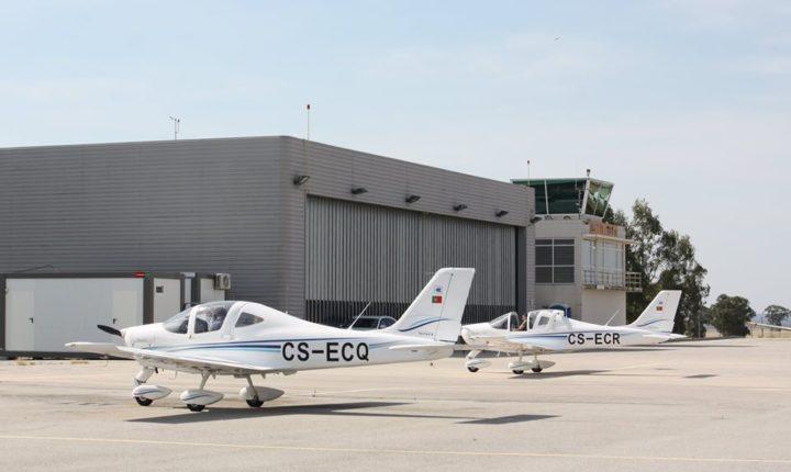 Céus de Évora voltam a formar pilotos de aviação