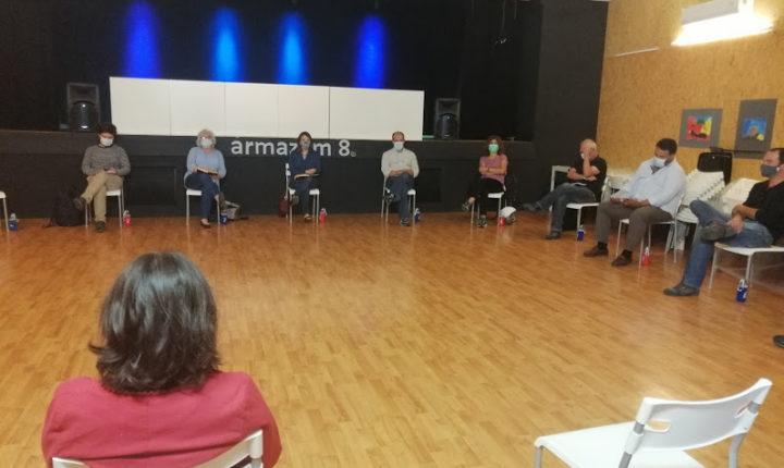 Bloco ouve queixas dos trabalhadores do setor da cultura em Évora