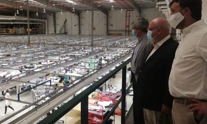 Deputados do PS visitam região para conhecer impactos da pandemia