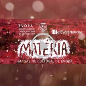 [VER] MATÉRIA – Universidade de Évora