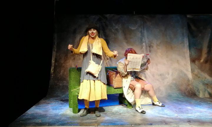 A Bruxa Teatro regressa hoje aos palcos em Évora