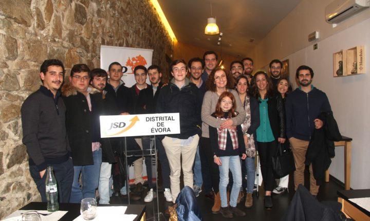 JSD de Évora organiza jornadas sobre trabalho autárquico e comunicação