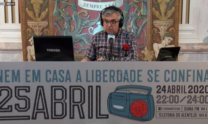 Évora investe 66 mil euros para apoiar setor cultural e artístico