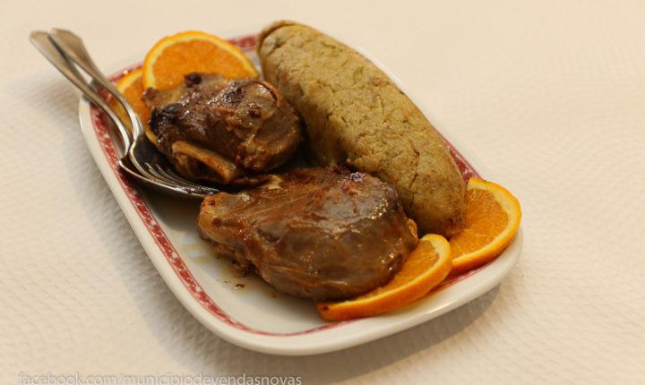 Este fim-de-semana há 21 pratos de porco para provar em Vendas Novas